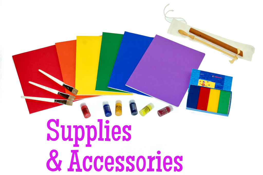 Threefold Village Homeschool Supplies and Accessories