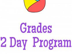 Grades 2 Day Program